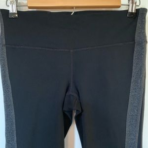 GAP Fit Gfast Black and Gray Athletic Tights